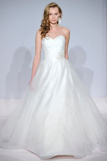 Henry Roth and Michelle Roth SS13 Dress 19 | Martha Stewart Weddings