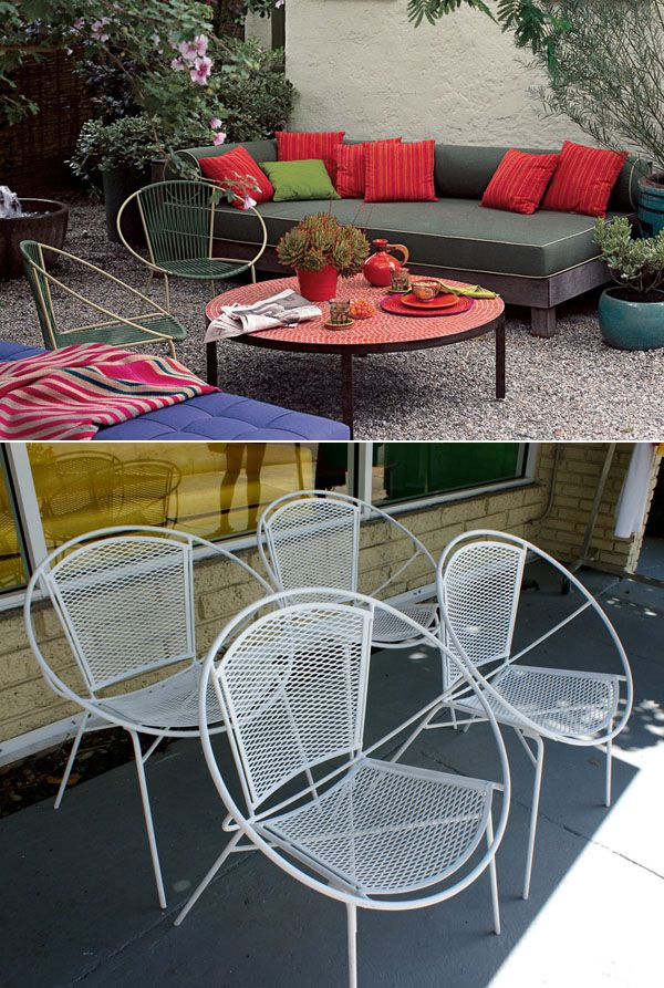 find this pin and more on white salterini hoop patio chairs