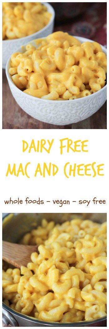 Butternut Mac Dairy Free Soy Vegan