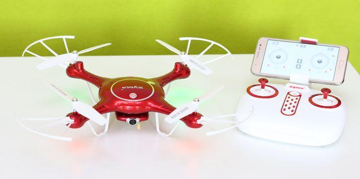 Syma X5UW quadcopter review