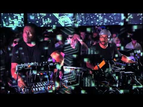 Octave One Boiler Room Moscow Live Set - YouTube