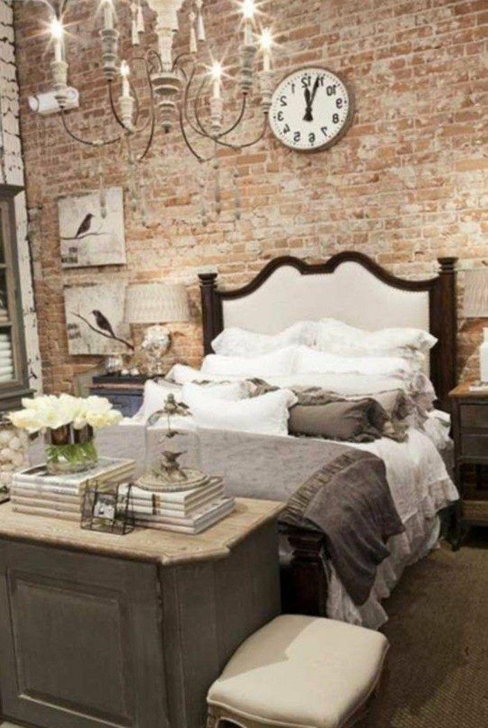 Die besten 25+ ländliche Schlafzimmer Ideen auf Pinterest - schlafzimmer amerikanischer stil