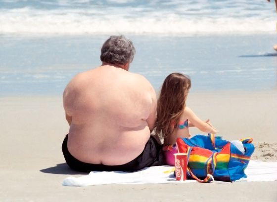 Las personas nacidas antes de 1942 parecen inmunes al  gen de la gordura , mientras sus efectos se doblan en generaciones posteriores