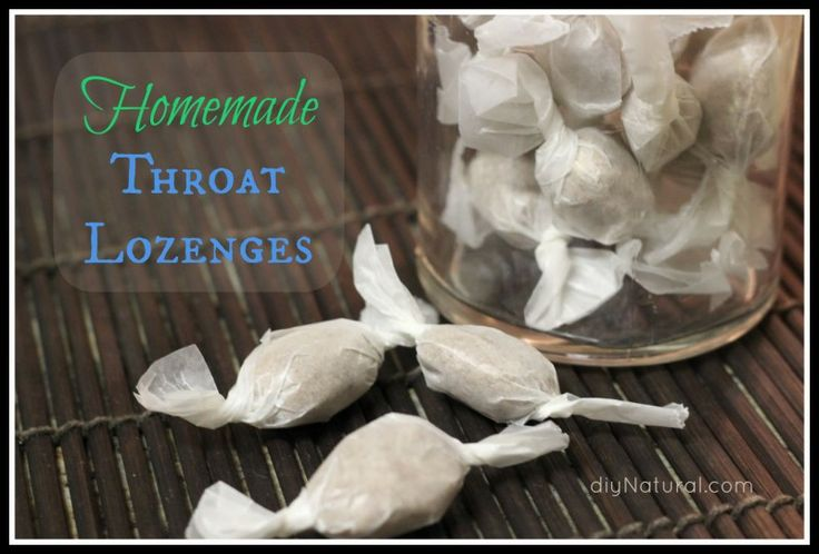 Home Remedies for Sore Throat | diy Natural – Home remedies for sore throat include marshmallow root, slippery elm bark, and honey - combine these ingredients to make some soothing, natural lozenges.