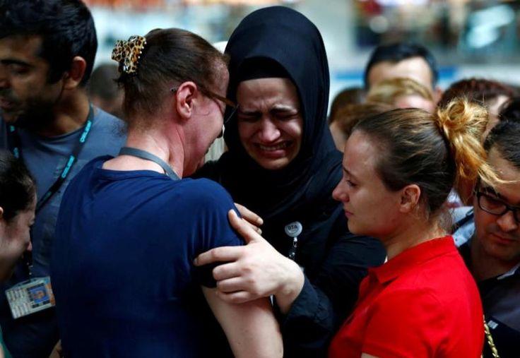 Istanbul airport bombers were Russian, Uzbek, Kyrgyz: Turkish official   Reuters