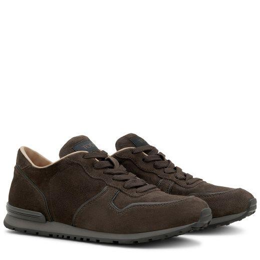 Sneaker in Pelle Scamosciata XXM0YM0R3601BJ0531 - 1