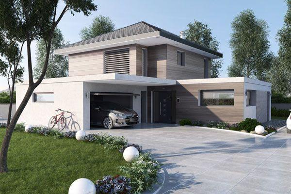 Maison architecte r 1 recherche google construction for Chiffrage construction maison