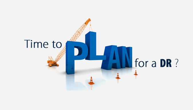 Planning For a DR Site?  Do you think its time to plan for a #DR site? Checkout this article to know more for efficient #DisasteRecovery planning.