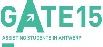 GATE 15 helpt Antwerpse studenten op weg in A town!