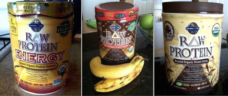 Raw Protein Powder Review