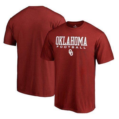 info for fd42b b98b0 Oklahoma Sooners Fanatics Branded True Sport Football Big ...