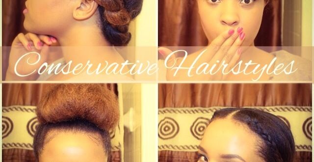 Conservative Hairstyles for Church | KinkyCurlyCoilyMe!