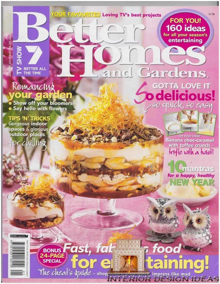 spelndid better home and gardens cookbook.  better homes garden Magazines Pinterest