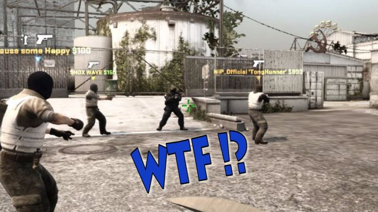 CS:GO - Spawn Glitch