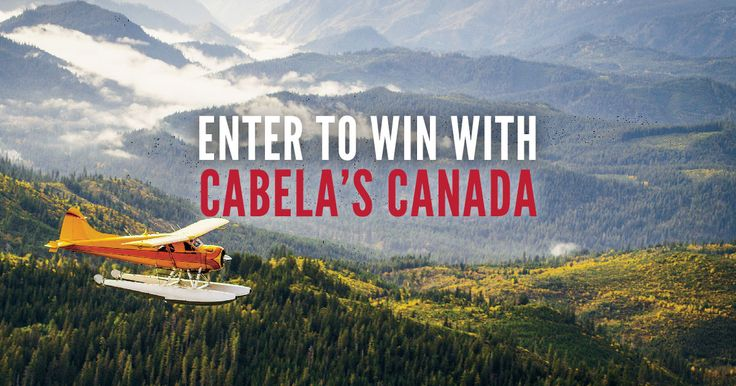 Cabela's Canada is giving away 150 prizes for Canada's 150th Birthday.  Enter now for a chance to instantly win one of our 150 prizes!