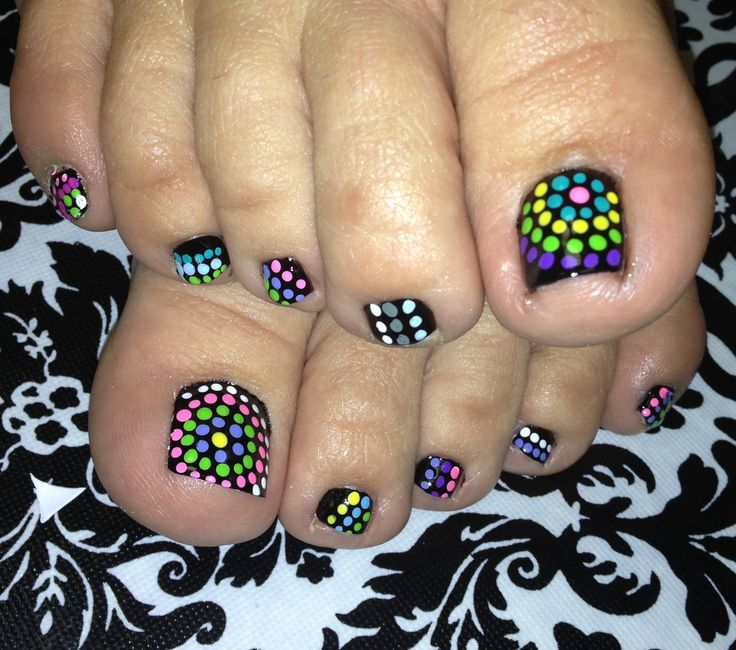 Funky Toe Nail Art 15 Cool Toe Nail Designs For Teenage Girls: 1000+ Ideas About Pig Nail Art On Pinterest