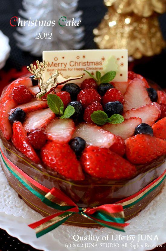 JUNA『2012 クリスマスケーキ』