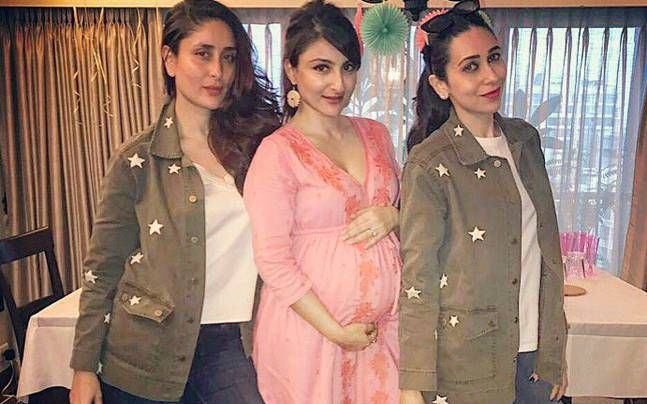 SEE PICS: Taimur steals the spotlight at Soha Ali Khan's baby shower : Celebrities, News - India Today http://indiatoday.intoday.in/story/soha-ali-khan-baby-shower-photos-taimur-kareena-karisma/1/1029415.html?utm_campaign=crowdfire&utm_content=crowdfire&utm_medium=social&utm_source=pinterest