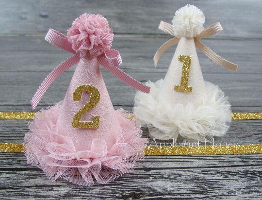 baby birthday crown,girls birthday hat,Birthday Girl Crown,First Birthday Party Crown