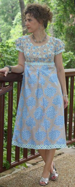 Bebe Dress Sewing Pattern