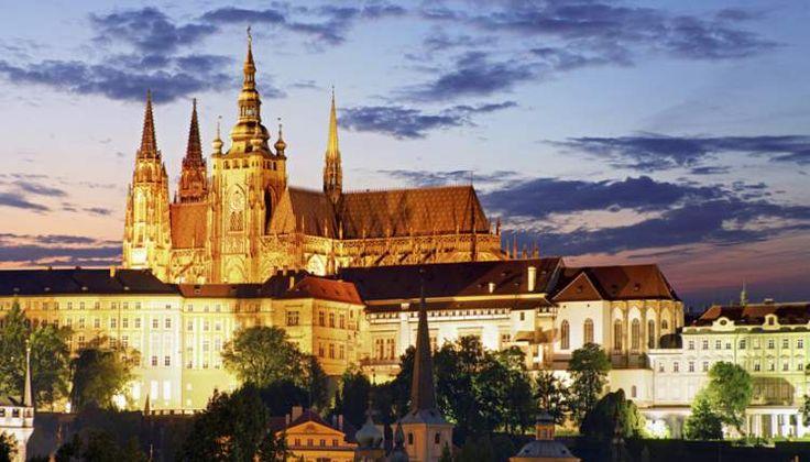 Praga na República Tcheca é uma das cidades mais baratas para turistas visitarem