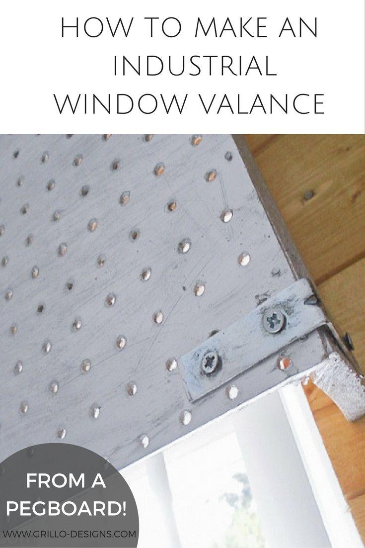 Best 25 Industrial Window Treatments Ideas On Pinterest