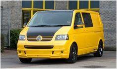 LAMBORGHINI RACELINE EDITION VW T5 TRANSPORTER LWB