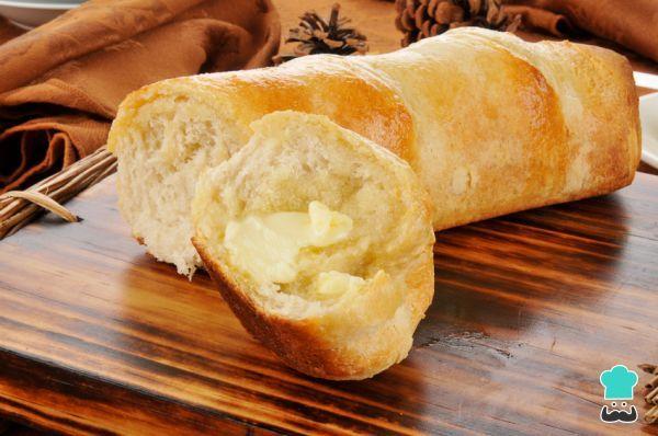 Pan De Mantequilla Fácil Recipe Food Food And Drink Bread