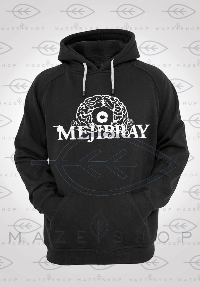 Mejibray Logo Hoodie The Gazette One ok Rock BabyMetal Scandal Girugamesh Vamp #Handmade #Hoodie
