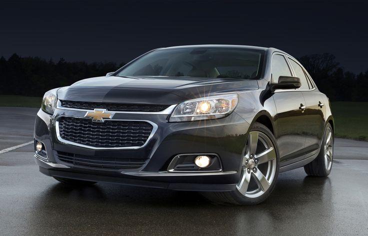 2014 Chevrolet Malibu First Look - Motor Trend