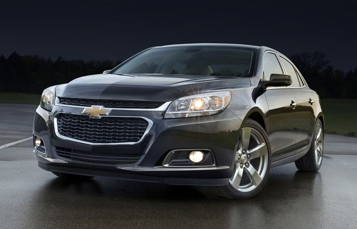 2014 Chevrolet Malibu First Look - Motor Trend