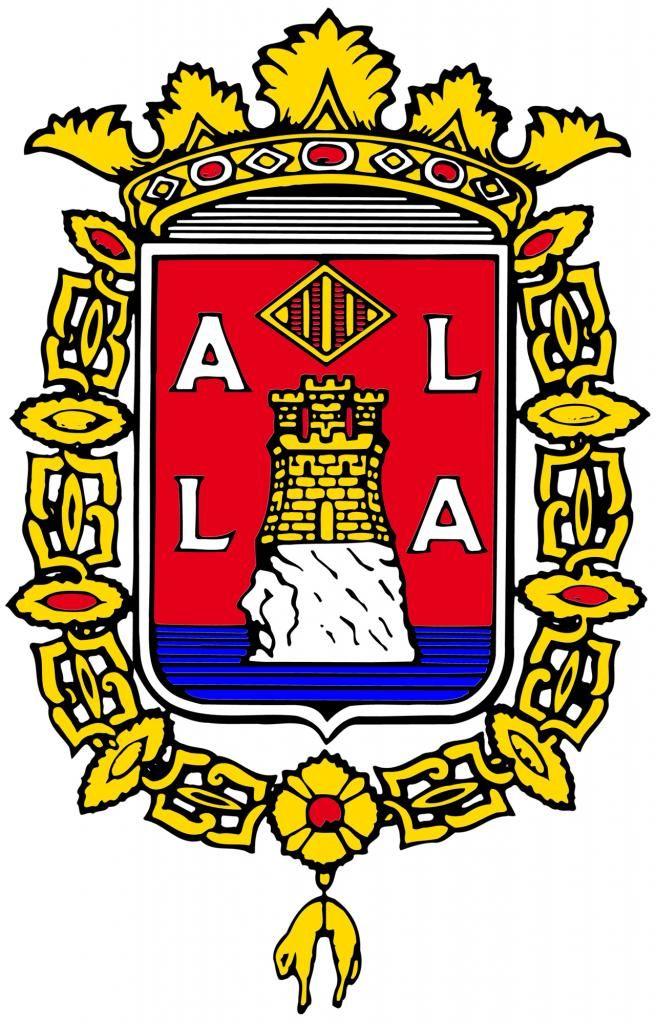 El escudo de #Alicante | Ayuntamiento de Alicante