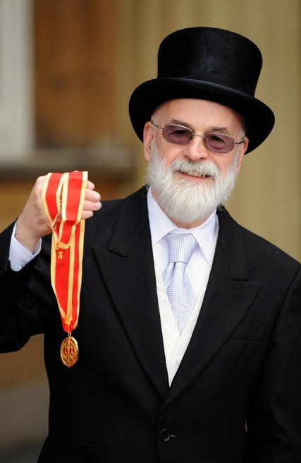 Terry Pratchett, Popular Fantasy Novelist, Dies at 66 - NYTimes.com