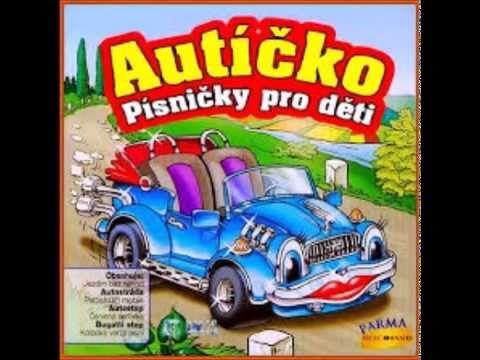 CD autíčko dětské písničky - Perpetum mobile