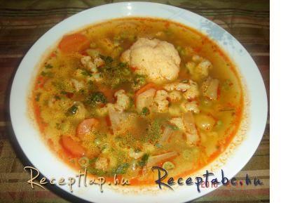 Petőfi leves