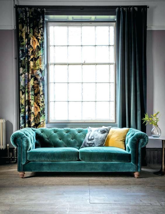 Emerald Green Velvet Sofa Emerald Green Velvet Sofa For Sale