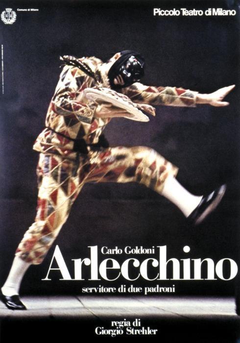 Arlecchino Servitore di due padroni Piccolo Teatro di Milano