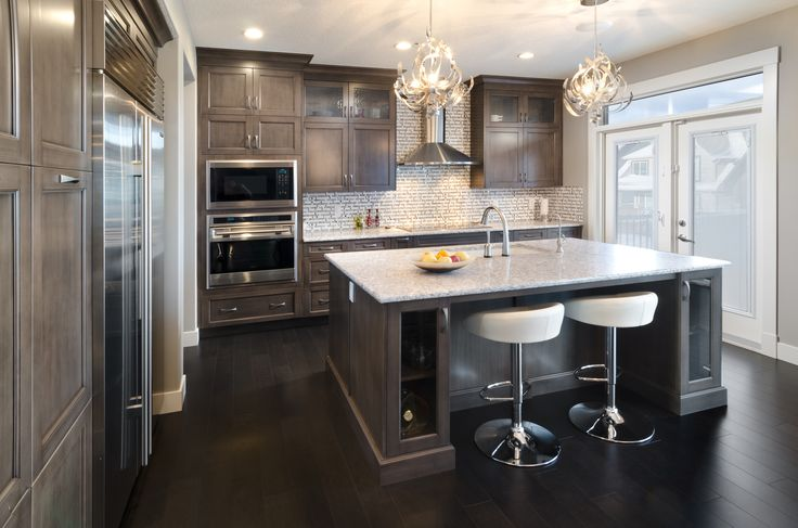 Another great kitchen, from our Baker II model.