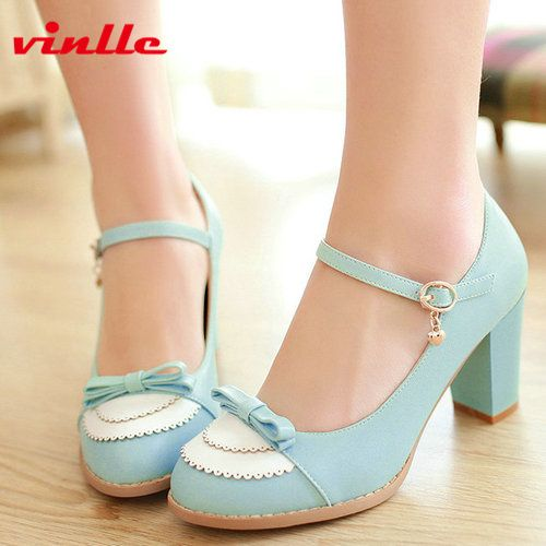 VINLLE 2014 ladies leather,platforms,lady fashion dress shoes sexy high heel shoes women pumps women's wedding shoes size 34 45-in Pumps from Shoes on Aliexpress.com | Alibaba Group