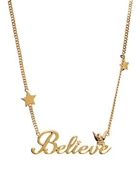 BelieveDisney Fairies, Disney Couture, Bridesmaid Jewellery, Jewelry, Accessories, 14Ct Gold, Things Disney, Belle Necklaces, Boards