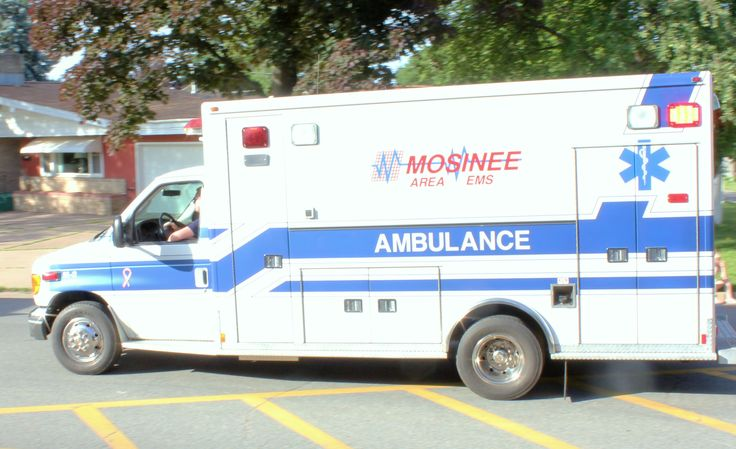 Mosinee wisconsin ambulance 4th of july parade 2014 for Department of motor vehicles stevens point wisconsin