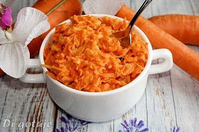 Di gotuje: Surówka z marchewki i jabłka (z chrzanem)