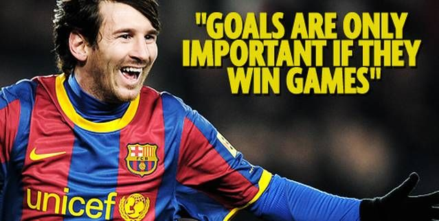 Attractive Quotes About Lionel Messi | Lionel Messi