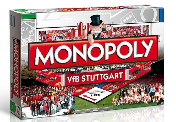 #Monopoly #VfB #Stuttgart #Verein #Fußball