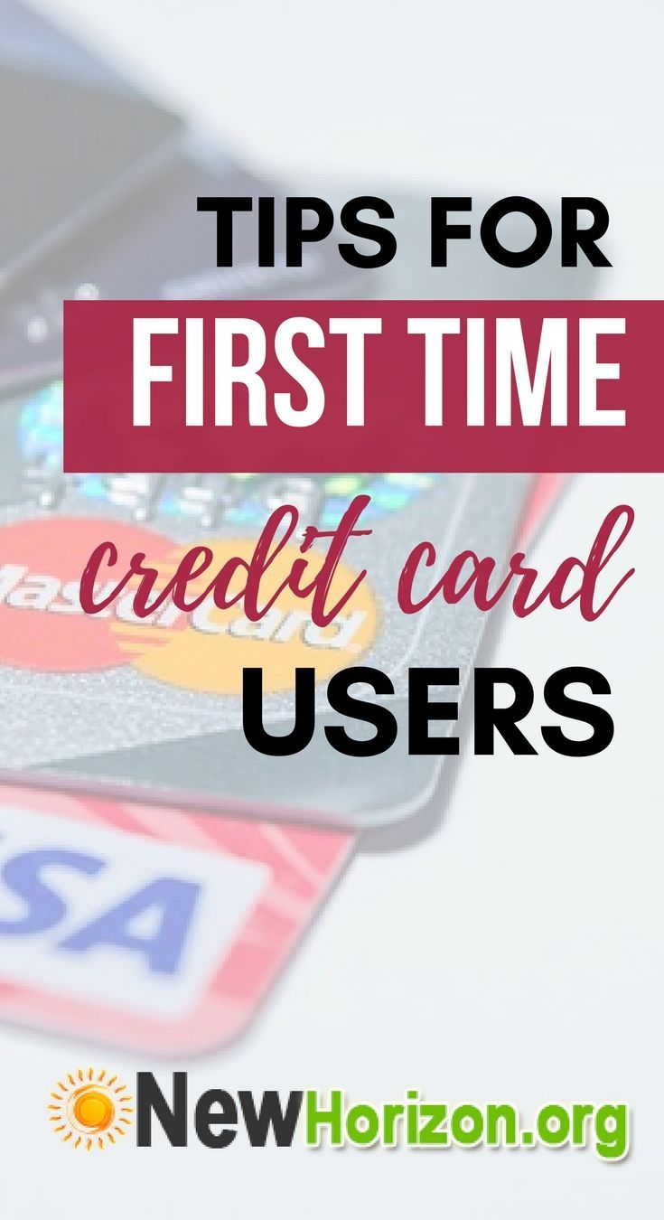 Best first time credit cards