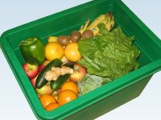 Ottawa Good Food Box, non-profit focusing on purchasing in- season food, grown as close to home as possible.