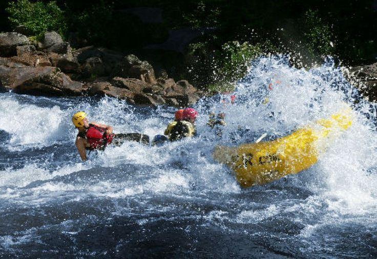 Rafting Rivières au Québec