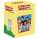 Full House seasons 1-8 tv show dvd. 192 episodes. 20 dvd.