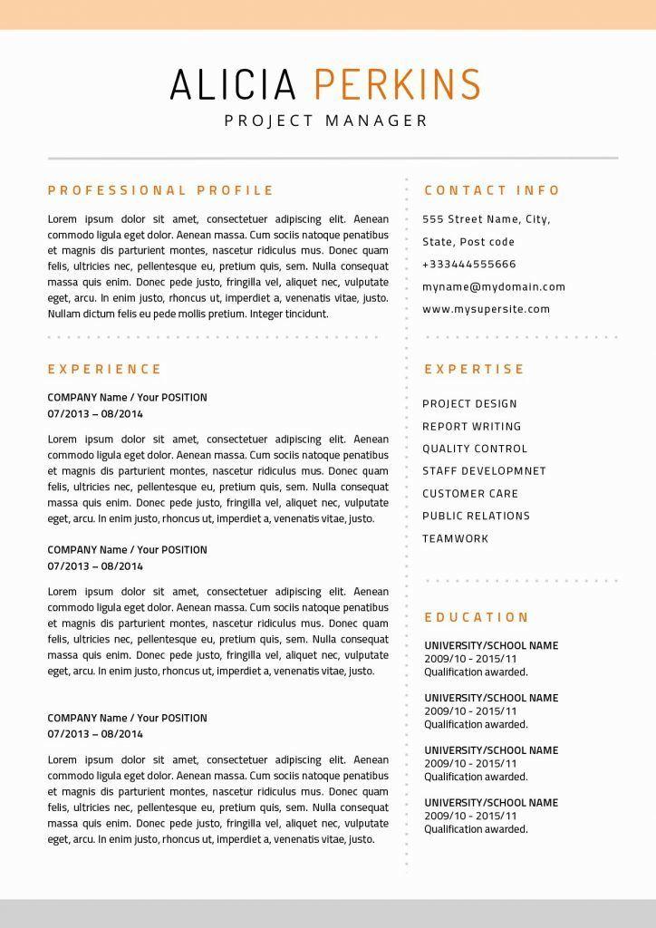 Apple 3-Resume Templates Resume templates, Resume Design, Resume