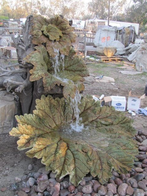 The Leaf Fountain | Gardens | Pinterest | Signs, M photos ...